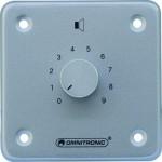 Omnitronic PA ovladač hlasitosti 10 W stereo