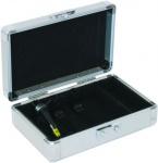 Alu case pro 3 gramofonové přenosky