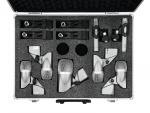 Omnitronic MIC 77-7LMH mikrofonní set