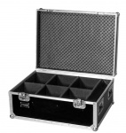 Case Touring Case 6x LED PAR Universal