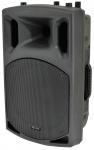 """QTX QX-12, mobilní 12"""" řečnický systém, SD/USB/2x VHF/FM/Bluetooth"""