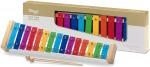 Stagg META-K15 RB, xylofon, 15 barevných kamenů