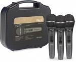 Stagg SDMP15-3, sada 3 dynamických mikrofonů