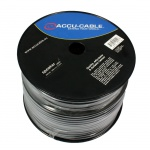 Accu-Cable AC-SC2-2,5/100R-B Speaker cable 2x2,5mm