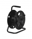 Stagg SCDP27 kabelový buben plastový 27 cm černý