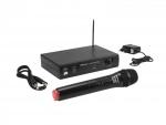 Omnitronic VHF-101, 1-kanálový bezdrátový mikrofonní set 205.75 MHz