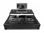 UDG Ultimate Flight Case Pioneer XDJ-RR Black Plus (Laptop shelf)