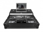 UDG Ultimate Flight Case Pioneer DDJ-800 Black Plus (Laptop shelf)