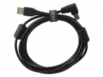UDG Ultimate Audio Cable USB 2.0 A-B Black Angled 2m
