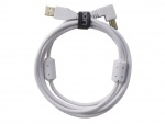 UDG Ultimate Audio Cable USB 2.0 A-B White Angled 2m
