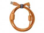UDG Ultimate Audio Cable USB 2.0 A-B Orange Angled 1m