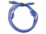 UDG Ultimate Audio Cable USB 2.0 A-B Blue Straight 3m