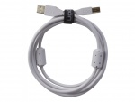 UDG Ultimate Audio Cable USB 2.0 A-B White Straight 3m