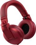 Pioneer DJ HDJ-X5BT-R metalická červená