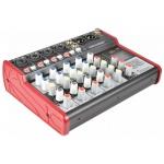 Citronic CSM-6 Mixážní pult s USB a Bluetooth