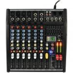 Citronic CSL-8 Kompaktní mixážní pult s DSP