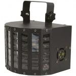 QTX Tetra Světelný efekt 4v1 s DMX ovládáním