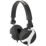 QTX40 DJ Hi-Fi sluchátka bílá