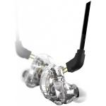Stagg SPM-235 In-Ear sluchátka transparentní