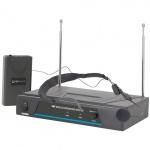 QTX VHF-N1 bezdrátový mikrofon 1 kanálový 173.8 MHz