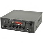 QTX KAD-2BT Digital stereo zesilovač s Bluetooth 2x 40W