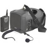 Adastra H25 přenosný řečnický systém MP3/VHF 25W