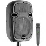 """Stagg RIOTBOX8U mobilní 8"""" zvukový systém BT/UHF 60W"""