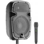 """Stagg RIOTBOX10U mobilní 10"""" zvukový systém BT/UHF 60W"""
