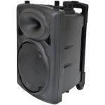 "QTX QR10PA mobilní 10"" zvukový systém MP3/SD/USB/VHF 150W"