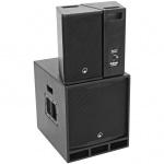 Omnitronic MAXX-1508DSP 2.1 aktivní zvukový systém 700W