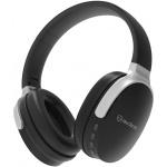 AV:link WBH-40 BLK multimediální bezdrátová sluchátka černá