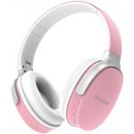 AV:link WBH-40 BLK multimediální bezdrátová sluchátka růžová