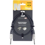 Stagg NPC030R kabel JACK/JACK 30cm