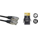 Stagg NCC1RJ síťový kabel RJ45/RJ45 1m