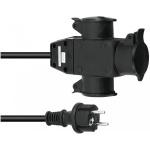 Prodlužovací kabel ECVG-3 H07RNF 3G1,5 1 m