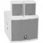 Omnitronic Set MOLLY-12A + 2x MOLLY-6 Top 760 W bílý