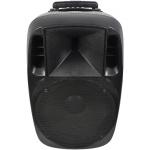 QTX MIXCAB-15 aktivní řečnický PA systém BT/MP3/FM
