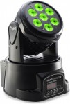 Stagg LED otočná hlavice 7x10W QCL DMX