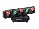 Eurolite LED MFX-10, paprskový efekt