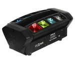 Fractal Lights Mini Partyscope LED 8 x 3W