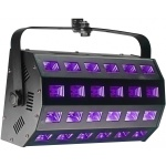 Stagg SLE-UV243-2 UV reflektor 24x 3W UV LED