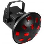 EUROLITE LED Z-2000 5x 10W RGBWA paprskový efekt