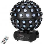 Eurolite LED B-40, efekt s laserovými paprsky