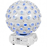 Eurolite LED B-40 8x4W QCL efekt s lasere DMX