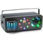 Stagg SLE-TRANCE50-2 hybridní LED světelný efekt s RG laserem DMX