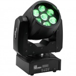 EUROLITE LED TMH-W63 Otočná hlavice s motorickým zoomem