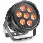 Stagg SLKP78-61-2 LED PAR reflektor 7x 8W HCL LED