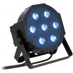 Eurolite LED SLS-7 DMX 7x 10W QCL LED reflektor