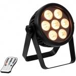 Eurolite LED 4C-7 Silent Slim reflektor 7x 8W HCL LED DMX