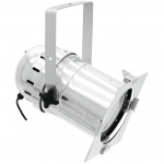 Eurolite LED PAR-56 COB RGB reflektor 100W stříbrný